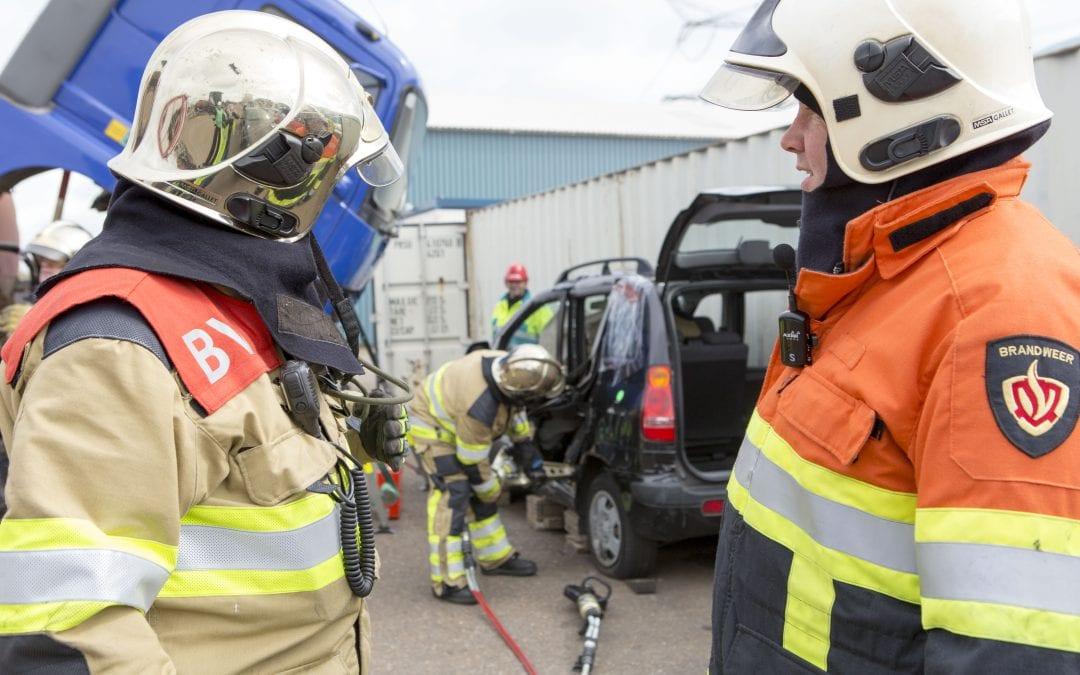 AXIWI geeft Veiligheidsregio Gelderland-Zuid 'rust' tijdens oefeningen