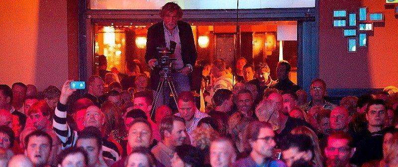 TV team RSO Groningen tevreden met AXIWI®communicatiesysteem