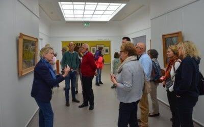 Axitour AT-300 audio communicatiesysteem ingezet tijdens 'De Vroege van Gogh' tentoonstelling in Kröller-Müller Museum