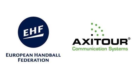 Axitour Communication Systems tekent driejarig partnership met EHF voor scheidsrechter communicatiesysteem