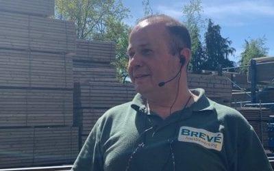 Brevé Tuinhout communiceert met AXIWI efficiënt volgens 1,5 meter RIVM-richtlijn