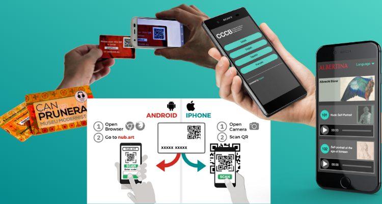 Corona-proof audiogids op smartphone borgt veiligheid en afstand tussen museumbezoekers