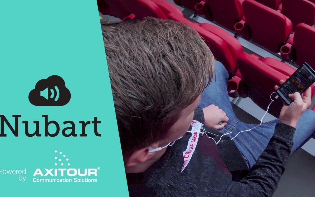 Johan Cruijff Arena leidt bezoekers na lockdown coronaproof rond met innovatieve audiogids op smartphone